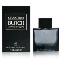Perfume Seduction In Black Antonio Banderas 100ml -importado
