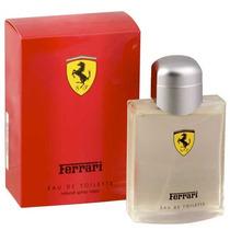 Perfume Ferrari Red Eau De Toilette 125 Ml