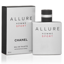 Perfume Allure Homme Sport By Chanel Masculino 100ml