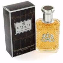 Perfume Safari For Men Ralph Lauren Edt 75ml - Lacrado A0004