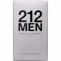 Perfume 212 Men Masculino 50ml Carolina Herrera