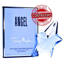 Kit 03 Perfumes Angel Fem 55ml Contratipo Melhor Do Mercado!