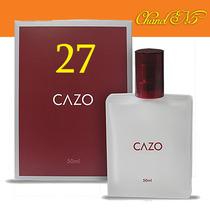 Chanel N5 27 - Cazo By Lado Z - Linha Cazo Feminina [50ml]