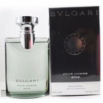 Perfume Masculino Bvlgari Soir 100ml Importado Usa