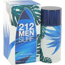 212 Men Surf 100ml Edt - Edição Limitada Original Lacrado