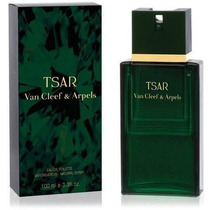Perfume Tsar 100ml Edt Van Cleef & Arpels Masculino Promoção