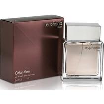 Perfume Euphoria Calvin Klein Masculino Edt 100ml Original