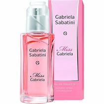 Perfume Gabriela Sabatini Miss 60 Ml - Original E Lacrado -