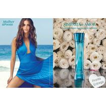 Perfume Avon Colônia Mulher E Poesia Doce Balanço Compre Já