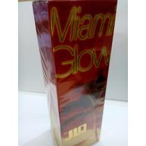 Perfume Miami Glow J.lo Jennifer Lopez Feminino Original Imp