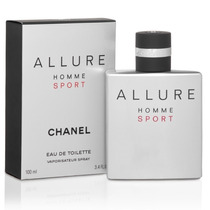 Chanel Allure Homme Sport 100ml Perfume Masculino
