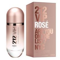 Miniatura Perfume 212 Vip Rosé Feminino 5ml Original