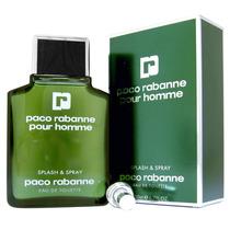 Perfume Paco Rabanne Pour Homme 200ml Original Maior Q 100ml