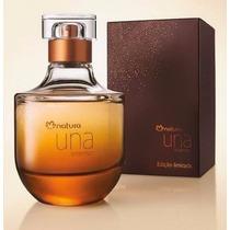 Deo Parfum Natura Una Intenso 75ml Edição Especial