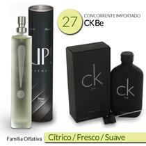 Perfume Importado Up!27 Essência Ck Be - Promoção