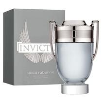 Perfume Invictus 50ml Paco Rabanne + Brindes