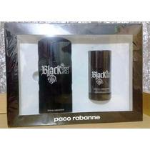 Black Xs Paco Rabanne Perfume 100 Ml + Desodorante 75 Ml