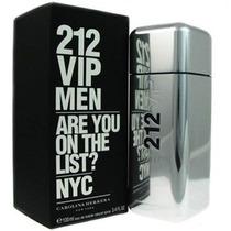 Perfume 212 Vip Men Carolina Herrera Masculino 55ml