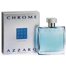 Perfume Azzaro Chrome 100ml Edt - Original