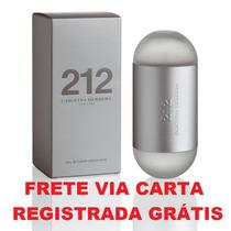 Herrera Ch 212 Tradicional Decant Amostra 2,5ml Frete Grátis
