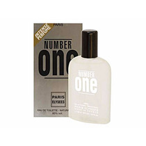 Perfume Number One 100ml Paris Elysees - Similar Ck One