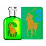 Ralph Lauren The Big Pony Green 3 75ml Masculino Original