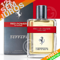 Perfume Masculino Ferrari Red Power Intense Edt 125ml