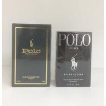 Polo Black 125ml + Polo 118ml Eau De Toilette - Importados
