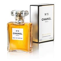 Perfume Feminino Chanel Nº 5 Edp 50ml - Original E Lacrado