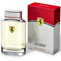 Perfume Masculino Scuderia Ferrari 125ml Edt 100% Original.