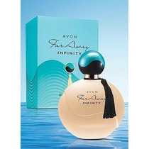 Perfume Deo Colonia - Far Away Infinity Colônia Avon