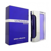 Perfume Masculino Ultraviolet 100ml 100% Original