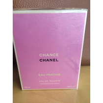 Original Eau Lacrado Chanel Chance Perfume 100ml Eau Fraiche
