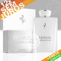 Perfume Ferrari Essence Musk Masculino Scuderia Edp - 100ml