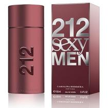 212 Sexy Men Edt Masculino - 50 Ml