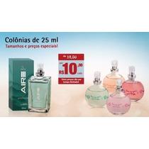 Jequiti = Kit Com 25 Perfumes De 25 Ml Cada