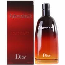 Perfume Fahrenheit Masculino 200 Ml Dior Original