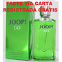Perfume Joop! Go Masculino Decant Amostra 5ml Frete Grátis
