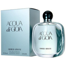Perfume Armani Acqua Di Gioia Feminino Edp 100ml Original