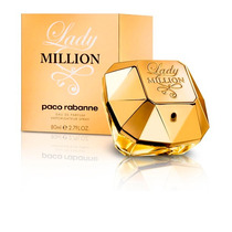 Perfume Paco Rabanne Lady Million Fem Edp 80ml Original