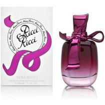 Perfume Ricci Ricci 80ml Edp Nina Ricci Original Lacrado