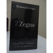 Perfume Z Zegna Ermenegildo Zegna Edt 50ml - Original