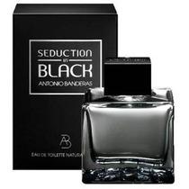 Perfume Seduction In Black Antonio Banderas 100ml Promoção.