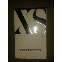 Perfume Paco Rabanne Xs Eau De Toilette Masculino 50ml