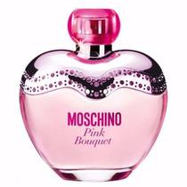 Moschino Pink Bouquet Feminino Eau De Toilette 100ml