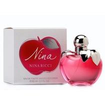 Nina Ricci Perfume Feminino Nina - 80ml - Eau De Toilette