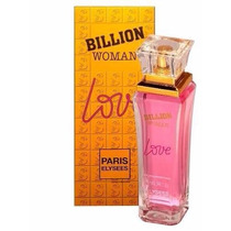 Maravilhoso Perfume Billion Woman Love