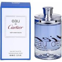 Perfume Cartier Eau De Cartier Vétiver Bleu Unissex 100ml