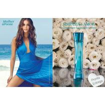 Perfume Avon Colônia Mulher E Poesia Doce Balanço Pronta Ent
