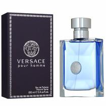 Perfume Versace Pour Homme Edt 100 Ml.original